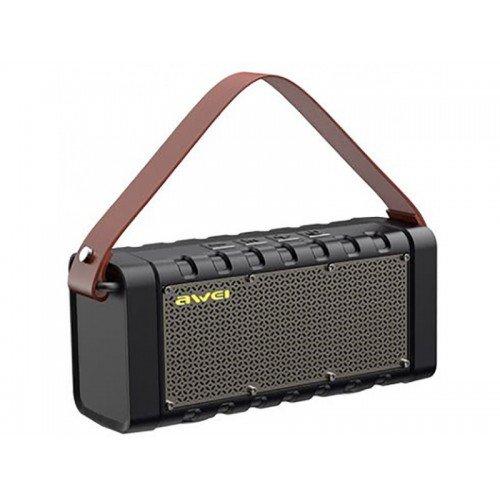 AWEI Y668 Bluetooth Speaker Black
