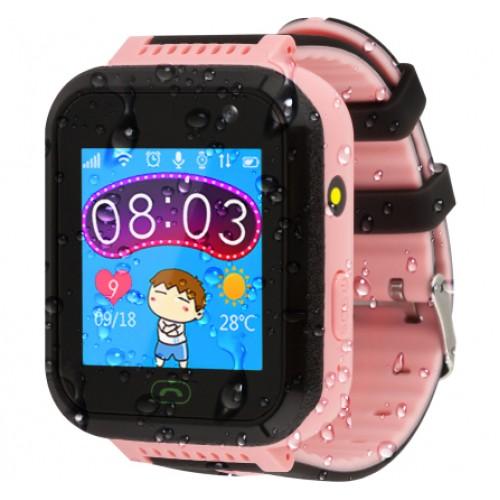 Смарт-часы детские влагозащищенные Amigo go003 ip67