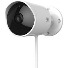 Смарт-камера Xiaomi YI Outdoor Сamera 1080P White