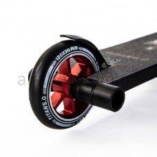 Детский трюковый самокат с пегами Crosser Titan 5.0, 115 мм