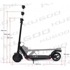 Электросамокат Kugoo S3 PRO Black