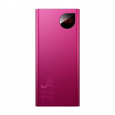 Внешний аккумулятор (Power Bank) Baseus Adaman Metal Digital Display Pink (PPIMDA-A09)
