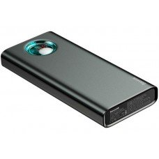 Внешний аккумулятор (Power Bank) Baseus Amblight Digital Display 20000 mAh Black (PPALL-LG01)