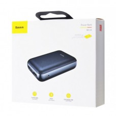 Внешний аккумулятор (Power Bank) Baseus Mini JA 10000mAh Black (PPJAN-A01)