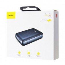 Внешний аккумулятор (Power Bank) Baseus Mini JA 10000mAh Black (PPJAN-A01)