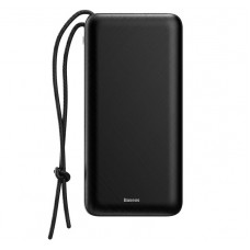 Внешний аккумулятор (Power bank) Baseus Mini Q PD Black 20000mAh (PPALL-DXQ01)