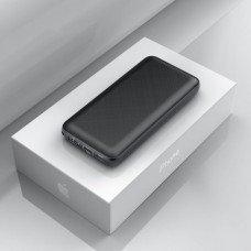 Внешний аккумулятор (Power bank) Baseus Mini Q PD Black 20000mAh (PPALL-DXQ01)