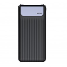 Внешний аккумулятор (Power Bank) Baseus Thin QC3.0 Digital display 10000mAh (PPYZ-C01)