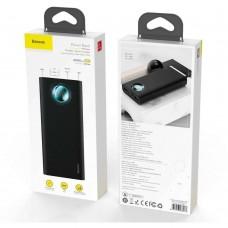 Универсальная мобильная батарея Power Bank BASEUS Starlight Digital Display 20 000 mAh
