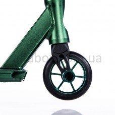 Детский трюковый самокат Crosser GHOST, 110 мм