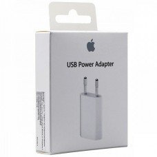 Сетевое зарядное устройство Apple MD813 USB Power Adapter 5W для iPhone, iPad