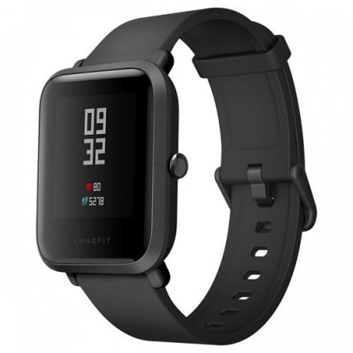 Умные смарт часы Xiaomi Amazfit Bip Black