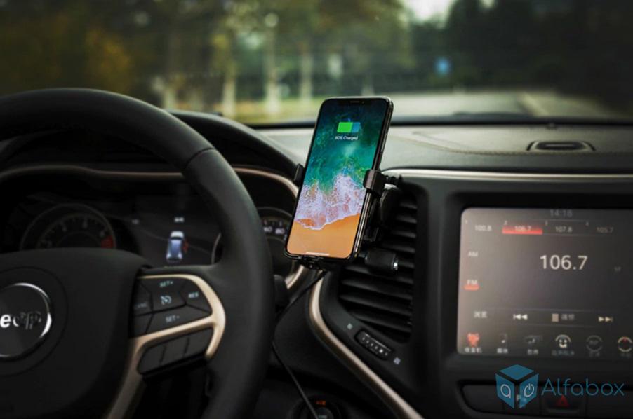 Xiaomi 70Mai Wireless Car Charger PB01 купить в киеве