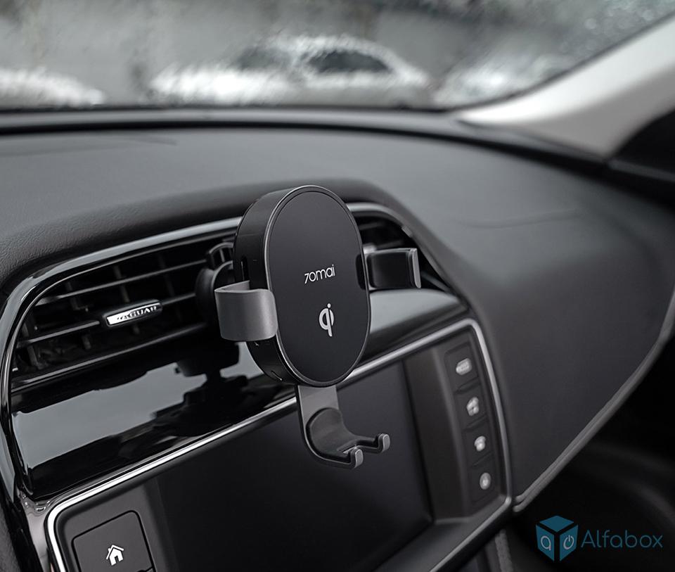 Xiaomi 70Mai Wireless Car Charger PB01