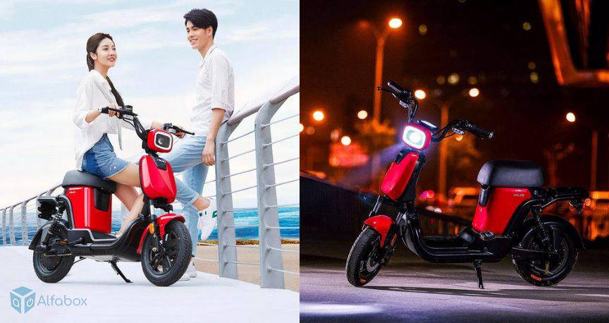 Электроскутер Xiaomi HIMO T1 14Ah купить