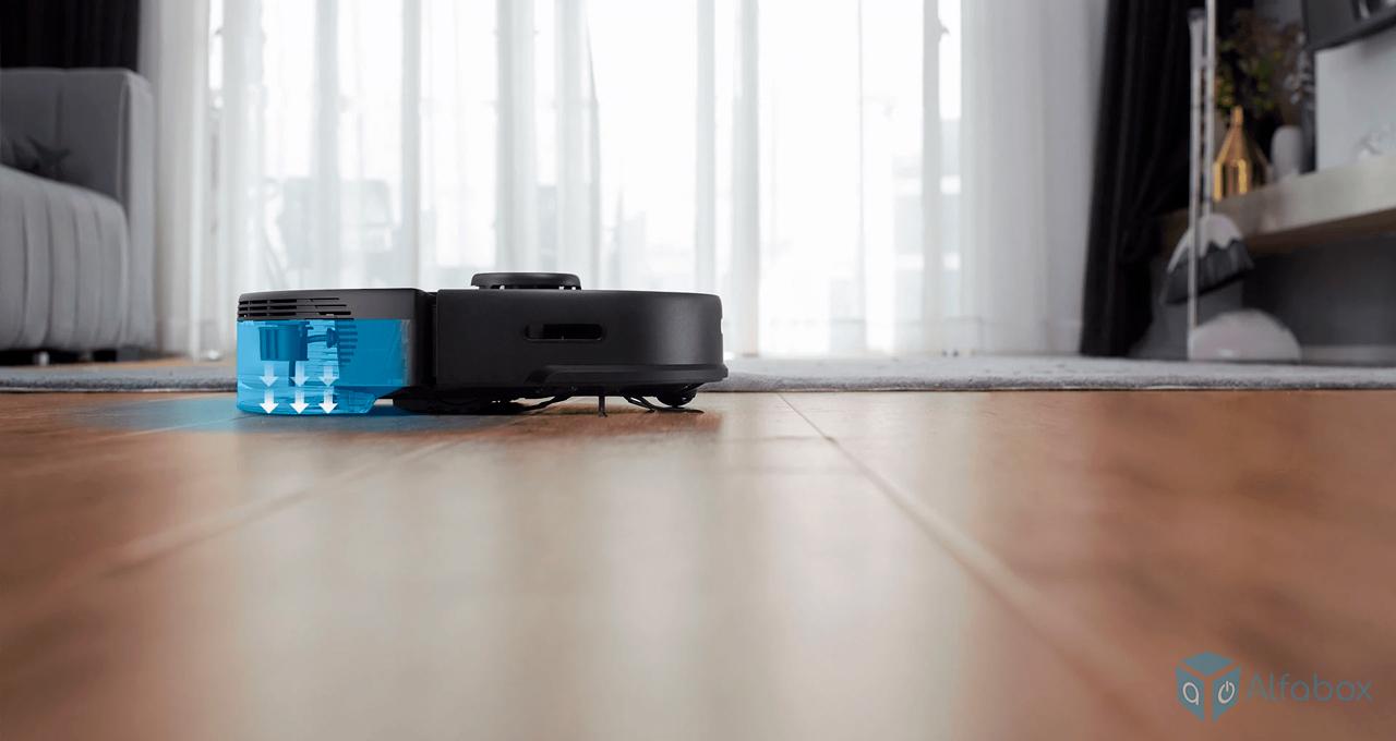 купить робот-пылесос Roborock S5E52 S5 Max Black