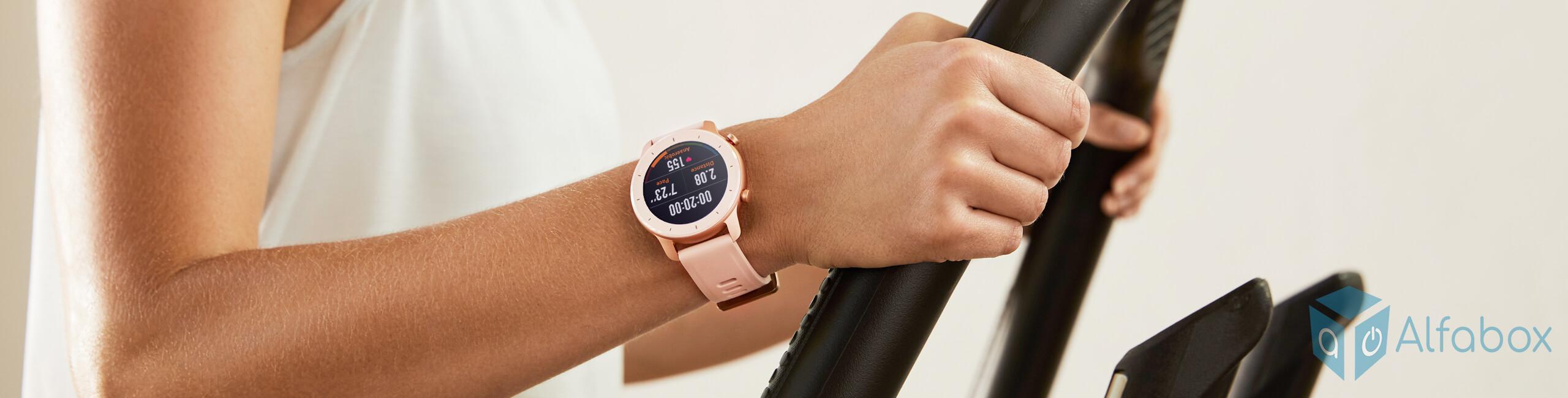 Купить смарт-часы Amazfit gtr