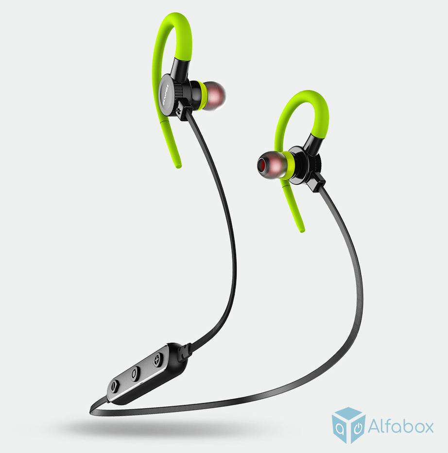наушники AWEI B925BL Bluetooth Earphones Green купить