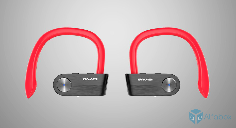 AWEI T2 Twins Earphones Red купить в украине