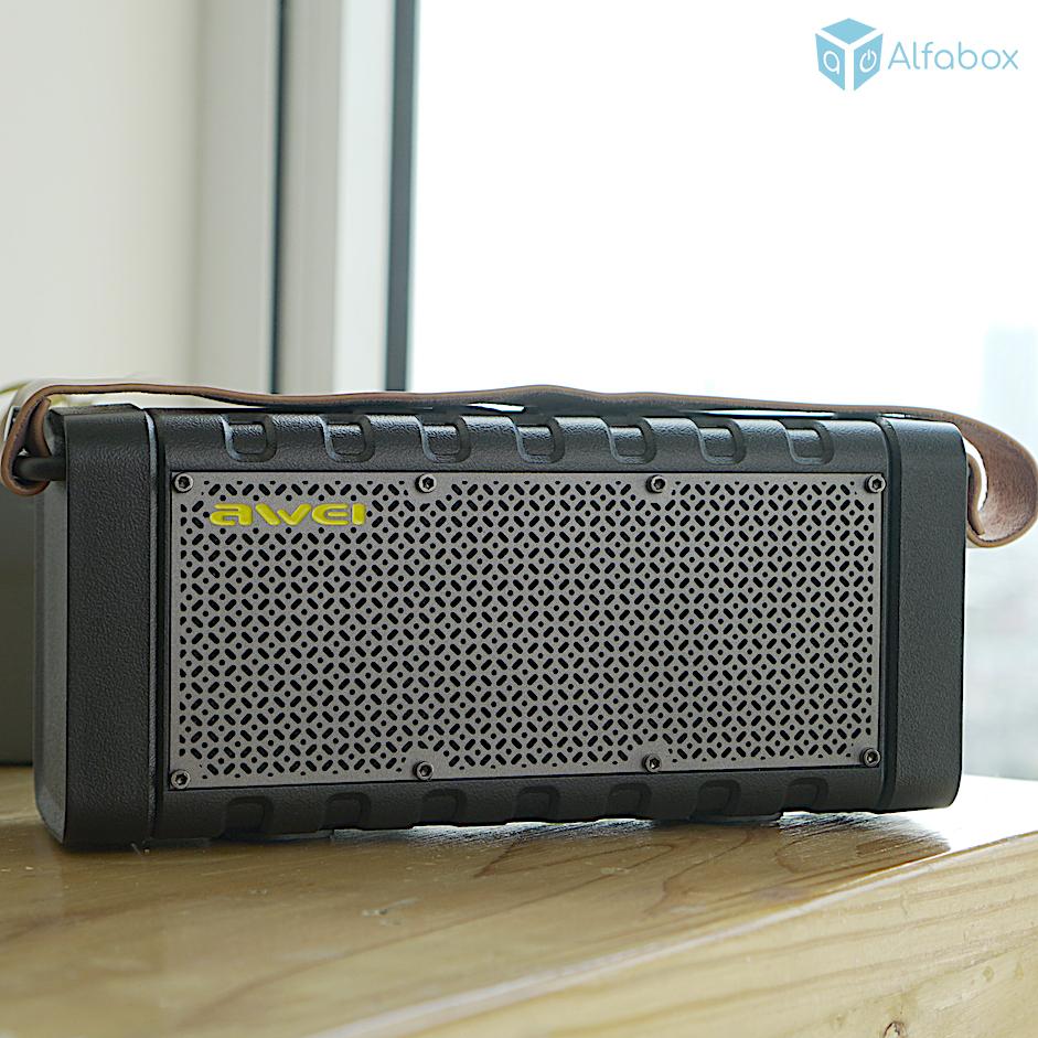 WEI Y668 Bluetooth Speaker Black купить в украине