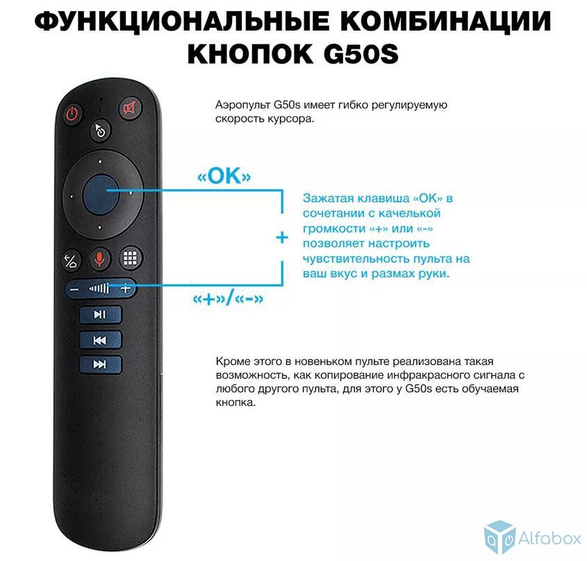 аэропульт Mouse G50S купить в украине