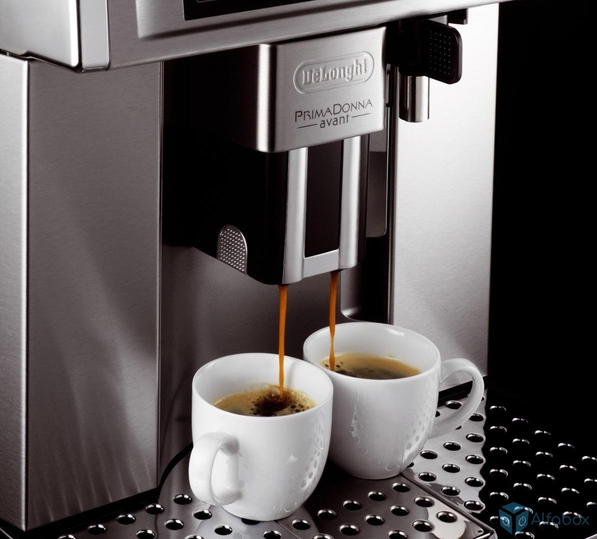 купить кофемашинку PrimaDonna DeLonghi Esam 6650