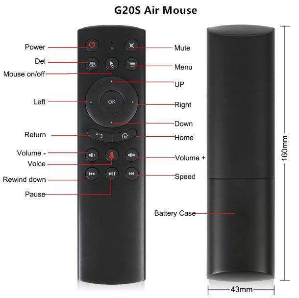 кнопки g20s
