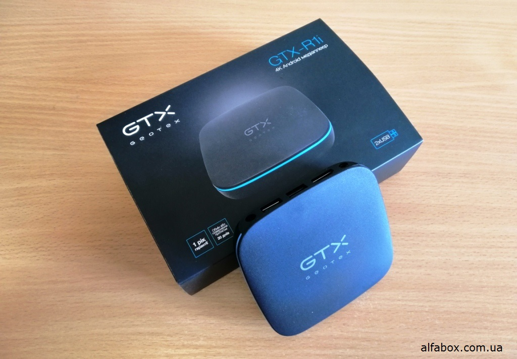 Smart TV Geotex GTX-R1i