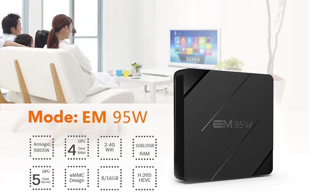 Enybox EM95W купить