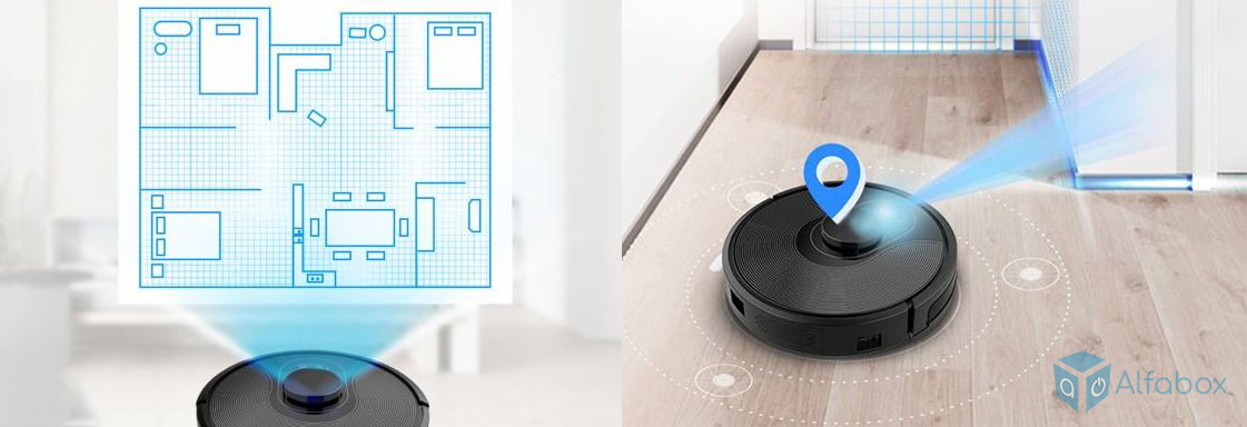 Робот-пылесос iBot Vac Plus купить в киеве