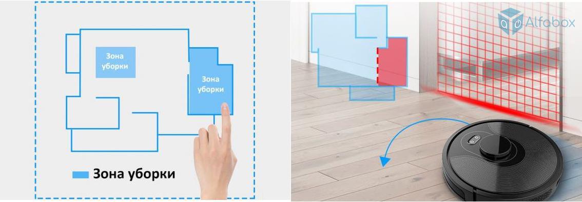 Робот-пылесос iBot Vac Plus купить в украине