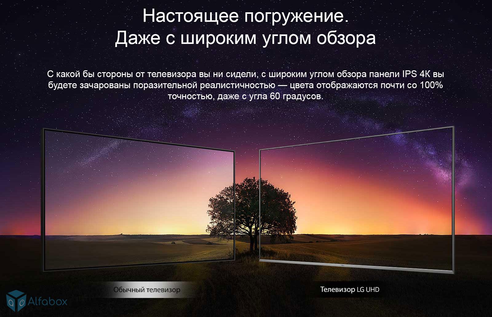 Купить телевизор LG 65UM7450