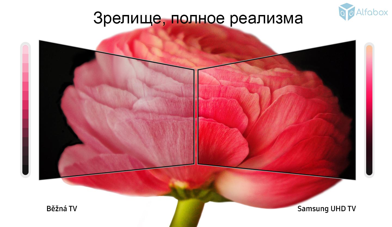 SAMSUNG 55RU7172 купить
