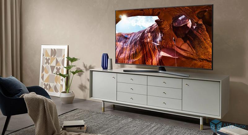 телевизор samsung 55ru7452 купить в украине
