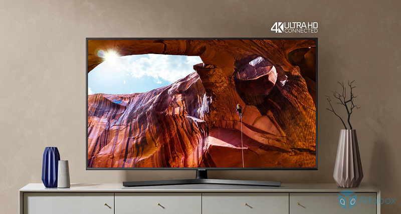 Купить телевизор samsung 55ru7452