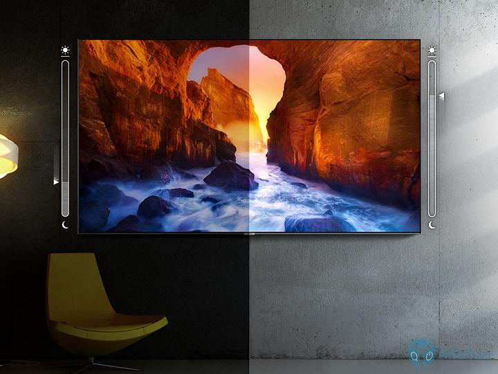 купить телевизор SAMSUNG 65Q80R