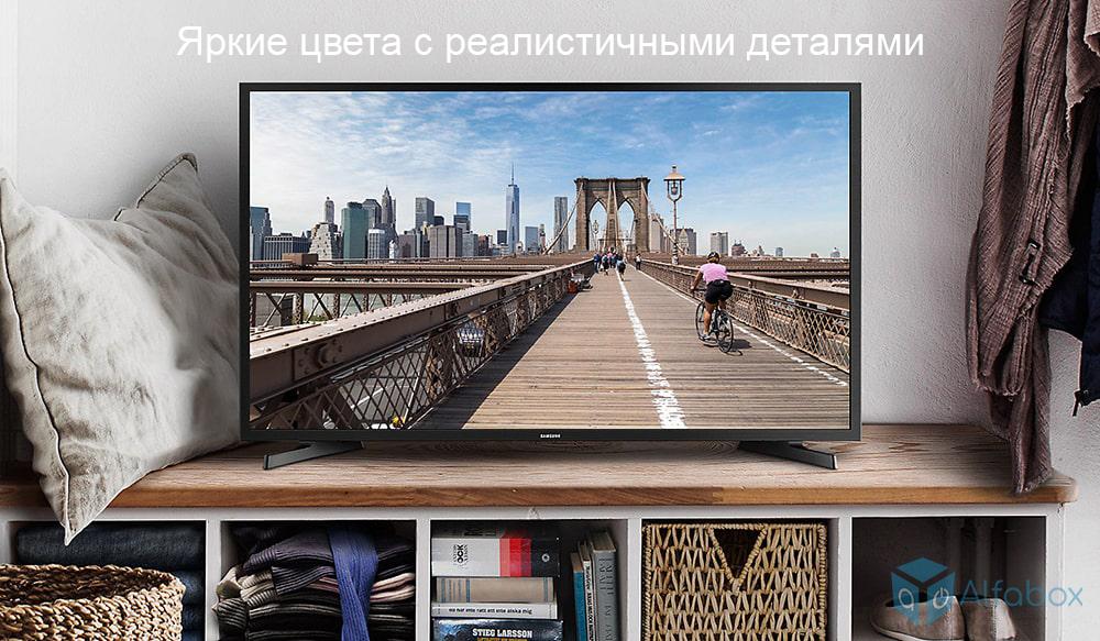 Телевизор Samsung UE32N5372 купить
