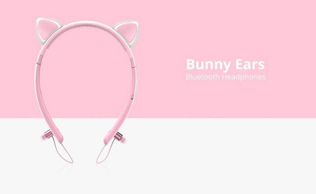 Обзор наушников tronsmar bunny ears