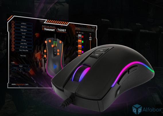 купить компьютерную мышь tronsmart tg007 rgb