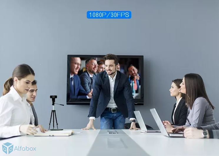 купить веб-камеру AmiBox W8 Full HD в киеве