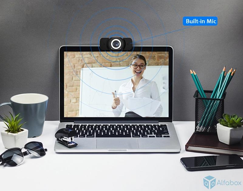 купить веб-камера AmiBox W8 Full HD