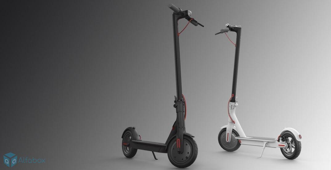 Электросамокат Xiaomi Mi Electric Scooter Essential Black купить в киеве