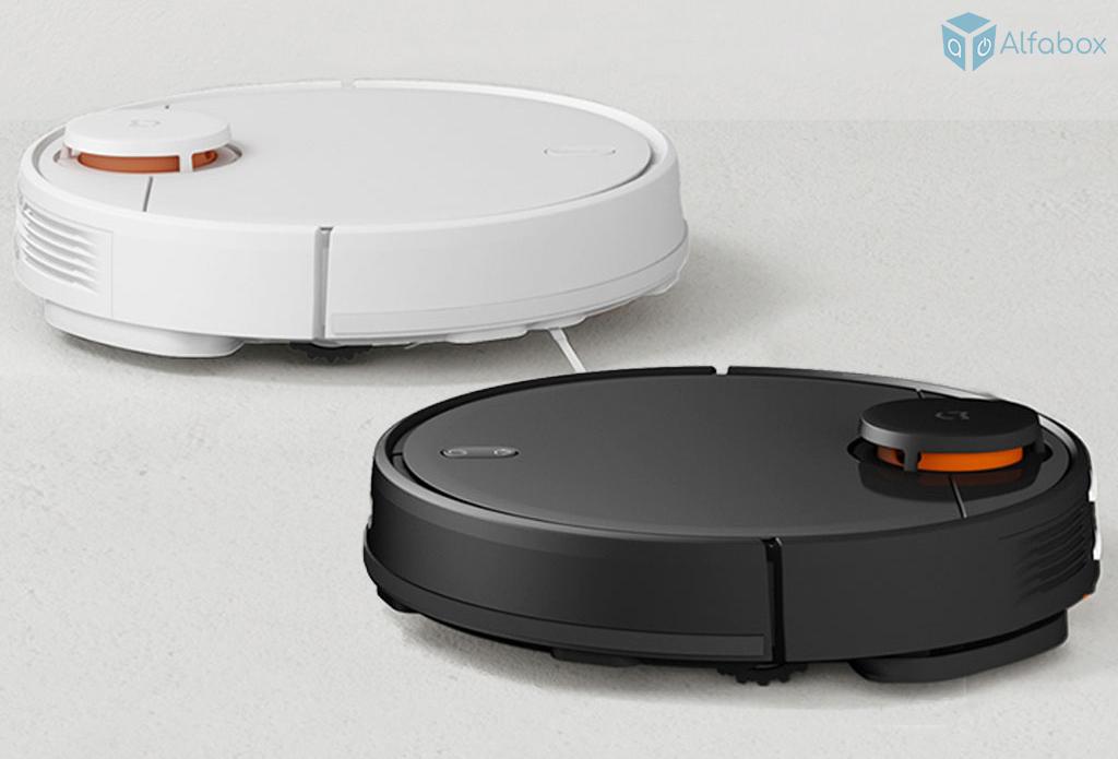 xiaomi mi robot vacuum styj02ym купить
